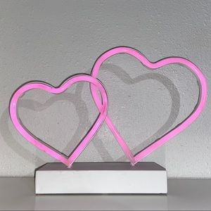 💕 Light Up Pink Hearts 💕